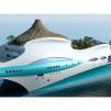 Tropical Island Paradise Superyacht 900x600px