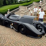 meet the world's one and only turbine-powered Batmobile