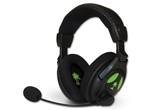 Turtle Beach Ear Force X12 Gaming Headset 544x360px