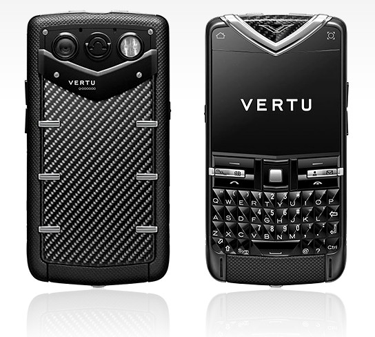 Vertu Constellation Quest Carbon Fibre Stainless Steel 544x488px