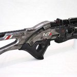 stunningly beautiful Mass Effect 3 gun replica by Volpin Props