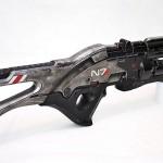 stunningly beautiful Mass Effect 3 gun replica by Volpin Props