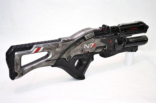 Volphin Props Mass Effect 3 N7 Assault Rifle 544x360px