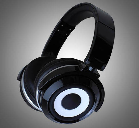 Zumreed Hybrid Speaker Headphones 544x500px