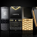 roundup of five luxury mobile phones in recent time