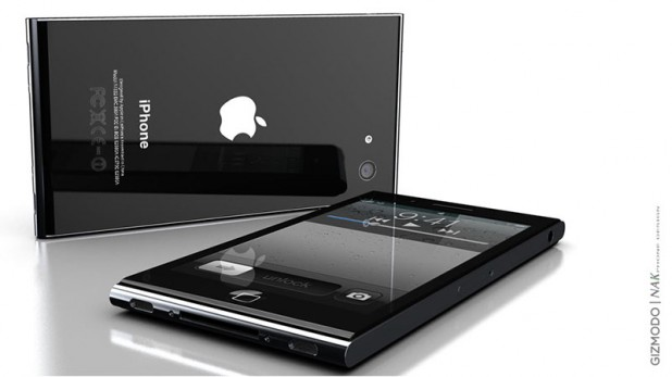 iPhone 5 Concept by NAK Studio 800x450px