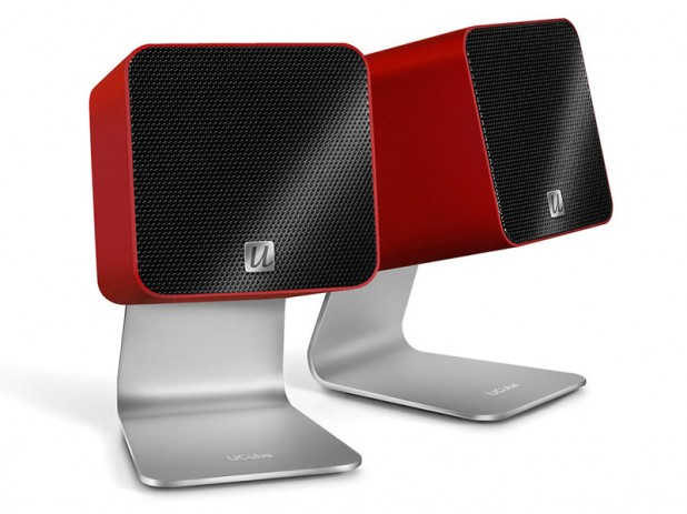 uFi by Ultralink uCubes speakers
