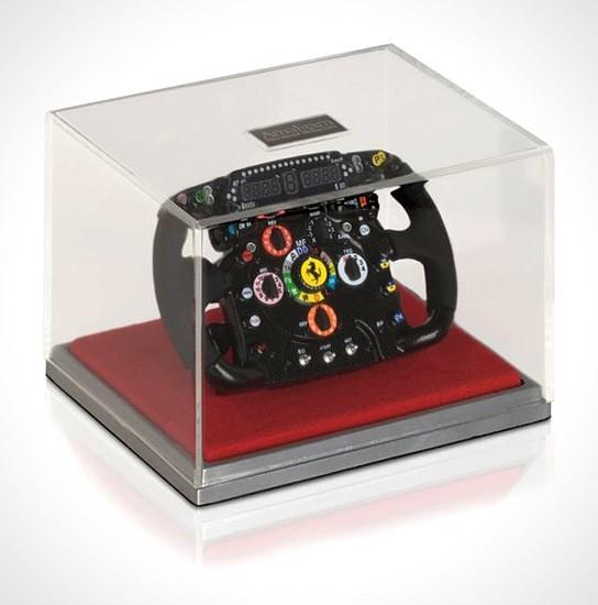 Scuderia Ferrari 150° Italia 1:4 Scale Steering Wheel 544x550px