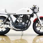 Lossa Engineering 1978 Yamaha SR 500 motorcycle
