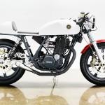 Lossa Engineering 1978 Yamaha SR 500 motorcycle