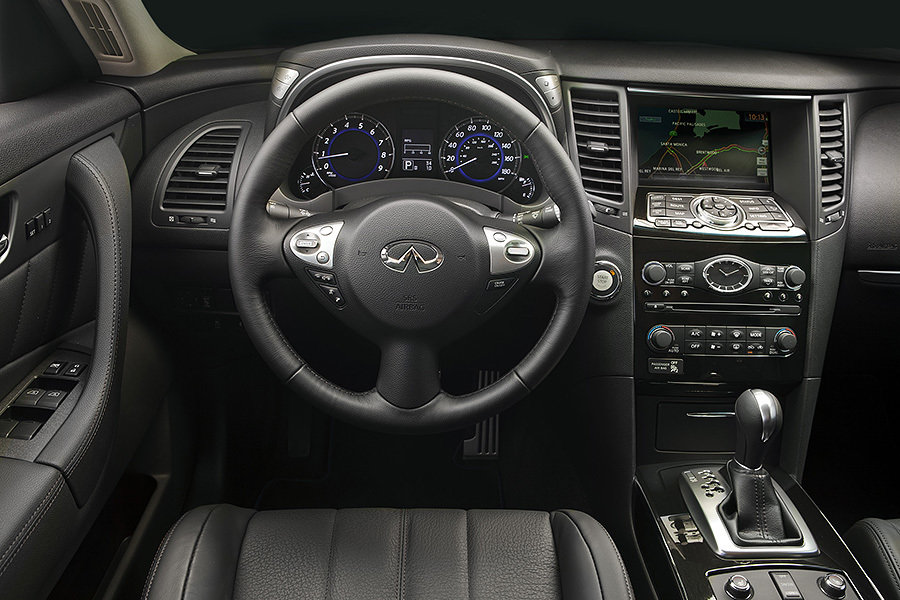 Infiniti Launches 2012 Infiniti Fx35 Awd Limited Edition
