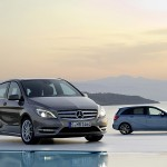 2012 Mercedes-Benz B-Class compact sports tourer [photos]