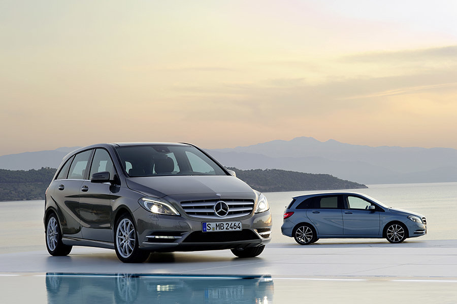 2012 mercedes benz b class compact sports tourer photos mikeshouts. Black Bedroom Furniture Sets. Home Design Ideas