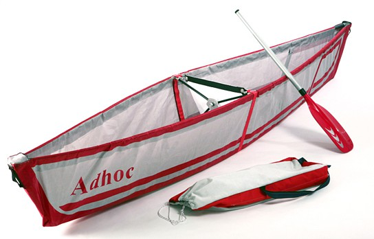 Adhoc Folding Canoe 544x348px