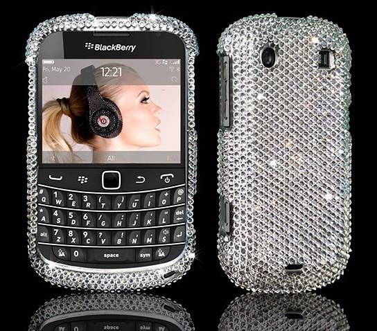 BlackBerry Bold 9900 Swarovski case 544x478px