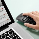 Canon X Mark I Mouse – mouse, calculator and keypad in one