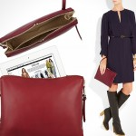 Chloé Leather iPad Case for the business-minded iPad user