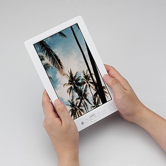 """Elecom """"Un Photoalbum"""" Digital Photo Frame 544x544px"""