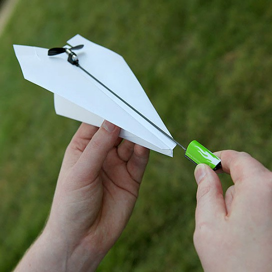 Electric Paper Airplane Conversion Kit 544x544px