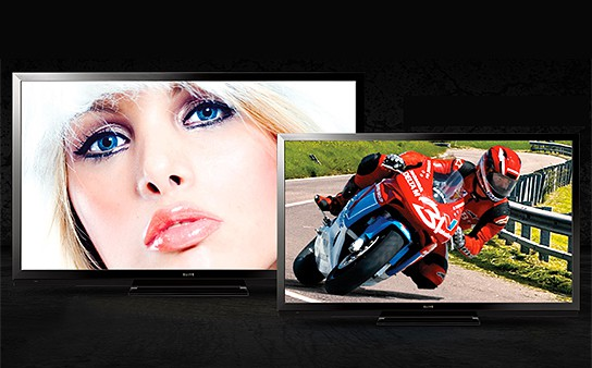 Elite LCD TVs 544x338px