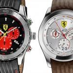 Ferrari Paddock Chronograph – Silver and Sport Classic