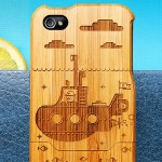 Grove artist series iPhone 4 case – Submarine by Ryan Chapman