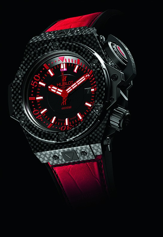 Hublot Oceanographic 4000 for ONLY WATCH 2011 544x788px