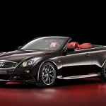 Infiniti 2013 IPL G Convertible to be available Spring 2012