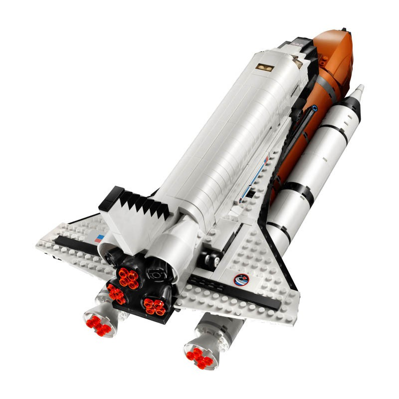 lego shuttle expedition pieces of the space shuttle. Black Bedroom Furniture Sets. Home Design Ideas