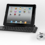 Logitech Fold-up Keyboard and Joystick for iPad