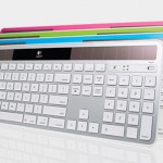 Logitech Wireless Solar Keyboard K750 now for Mac