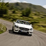 Mercedes-Benz SLK 55 AMG officially unveiled [photos]