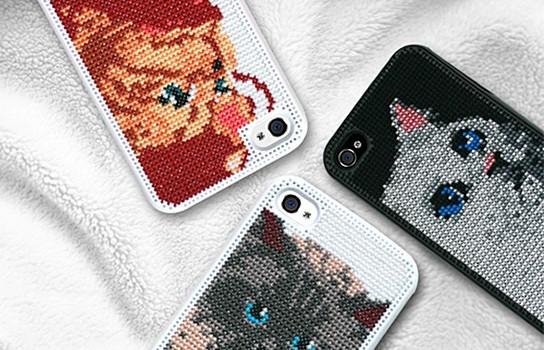 Neostitch DIY iPhone 4 Case 544x350px