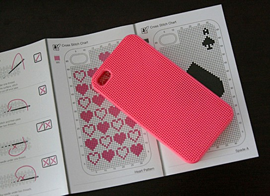 Neostitch DIY iPhone 4 Case 544x396px