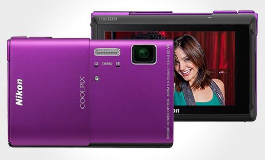 Nikon COOLPIX S100 544x328px