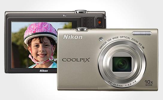 Nikon COOLPIX S6200 544x333px