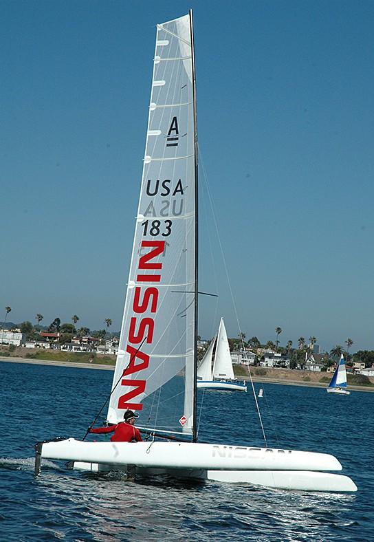 Nissan Catamaran 544x788px
