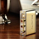 NuForce uDAC-2 Signature Gold Edition headphone amp