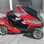 OutRun: 80's Arcade Game goes on the real world road
