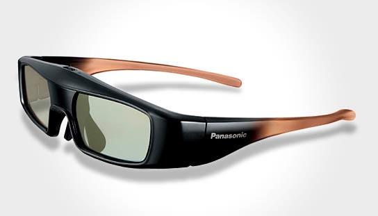 Panasonic 3D Glasses TY-EW3D 544x311px