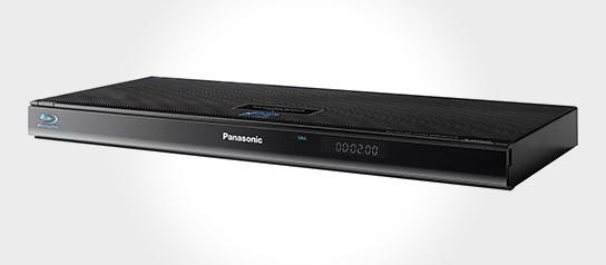 Panasonic DMP-BDT310 544x238px