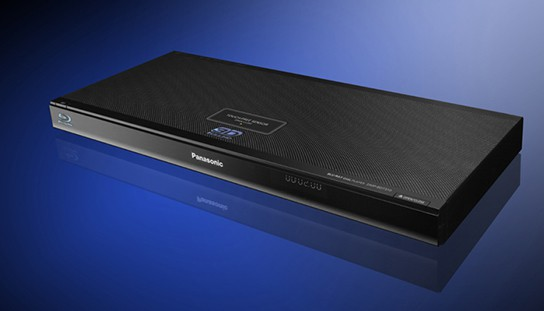 Panasonic DMP-BDT310 544x311px