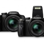 Panasonic FZ47 and FZ150 Digital Cameras with 24x zoom