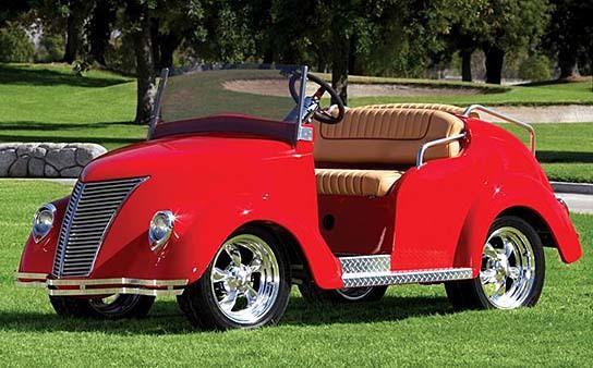 Pennwick Custom Golf Cart - Smoothster 544x338px
