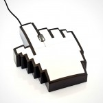 Pixel Mouse – 8-bit style hand-pointer wired mouse