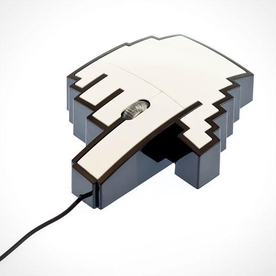 Pixel Mouse 544x544px