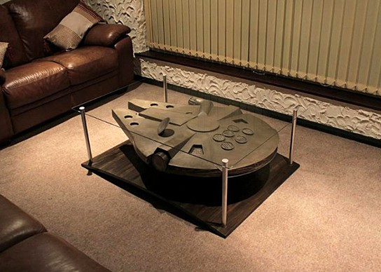 Awesome Star Wars inspired Furniture Created By R9