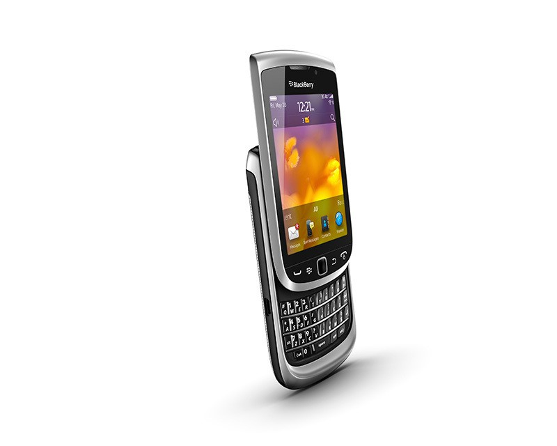RIM introduces five new BlackBerry 7 Smartphones