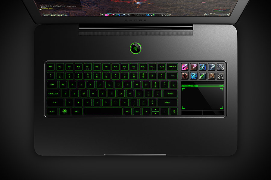 razer 17 inch blade gaming laptop is just thin. Black Bedroom Furniture Sets. Home Design Ideas