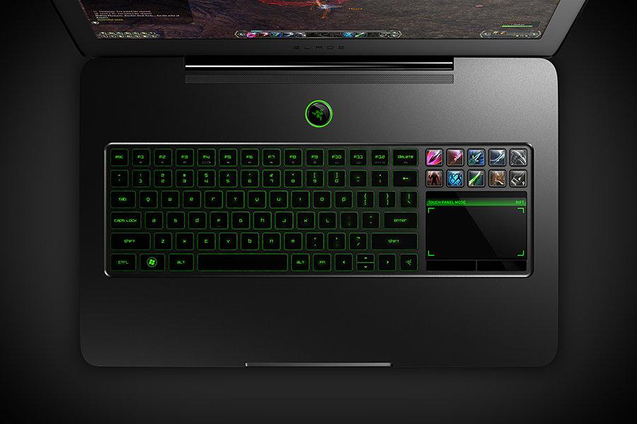 New Razer Blade 14-inch Gaming Laptop Breaks 3K Resolution ...